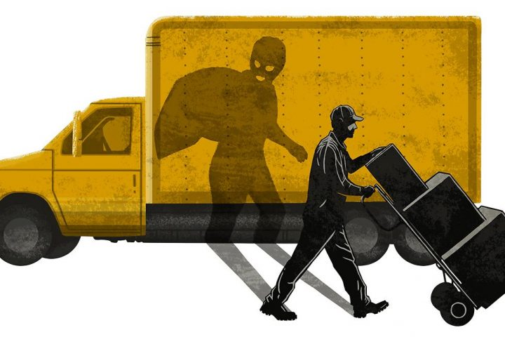 Moving Day: A Truck, Some Furniture, and A Scam