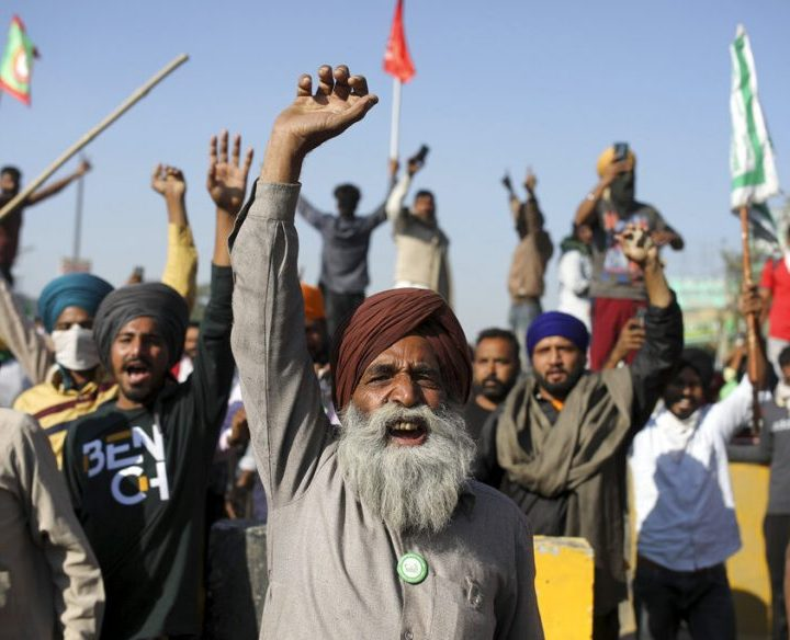 Everything that you need to know about the Farmers' Protest in India