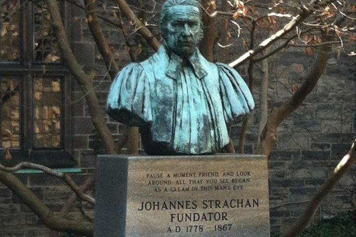 John Strachan, Cornwall, and Me