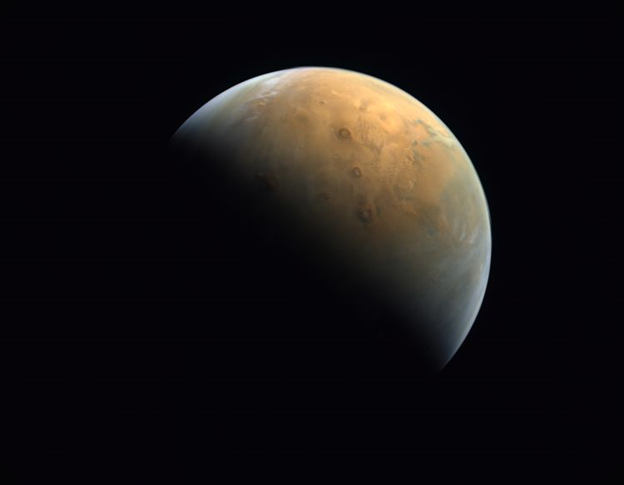 Sky and Stars: We're Going to Mars