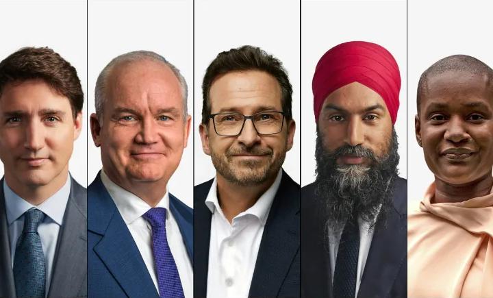 Debate Night In Canada
